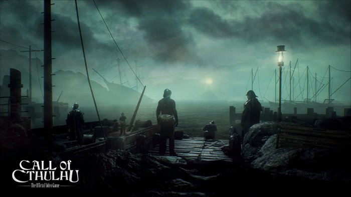 detail Call of Cthulhu - Xbox One