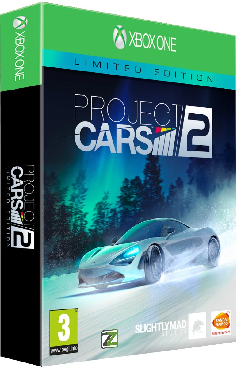 Project CARS 2 (Limited Edition) - Xone