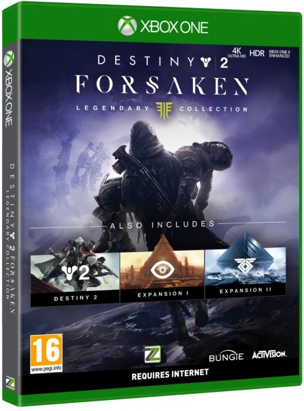 detail Destiny 2 Forsaken Legendary Collection - Xbox One