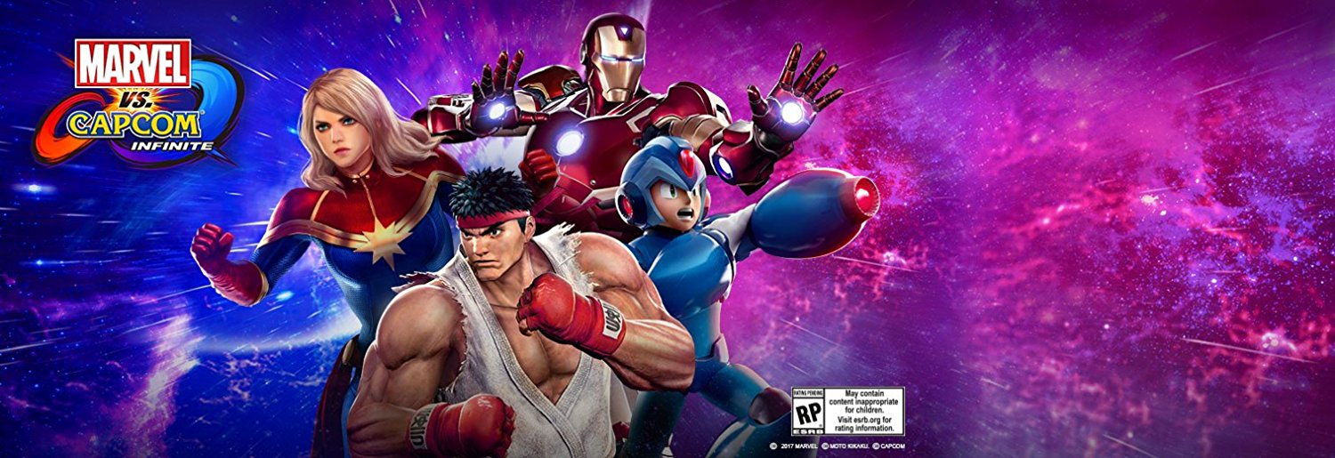 Marvel Vs. Capcom: Infinite  pro Xone
