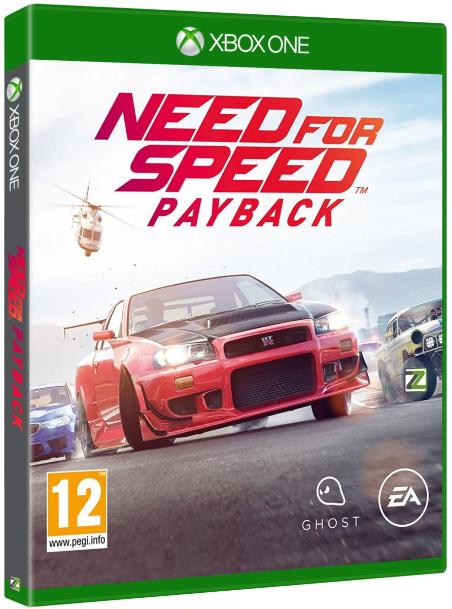 NEED FOR SPEED: Payback - Xone