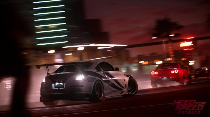 detail Need For Speed: Payback - Xbox One
