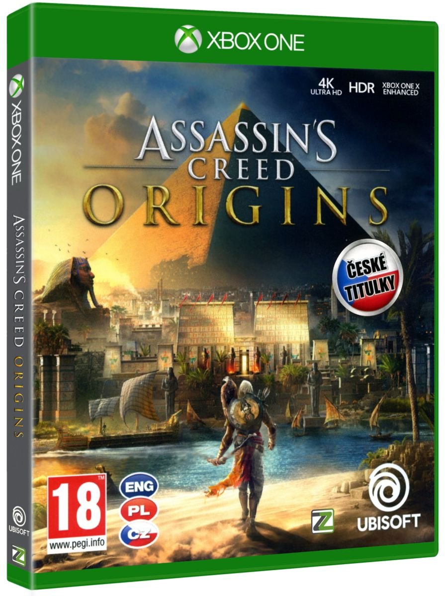 Assassin's Creed Origins - Xone