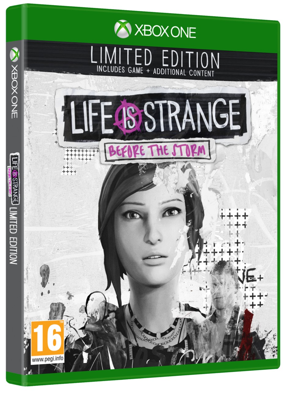 Life is Strange Before the Storm Limited Edition - Xone