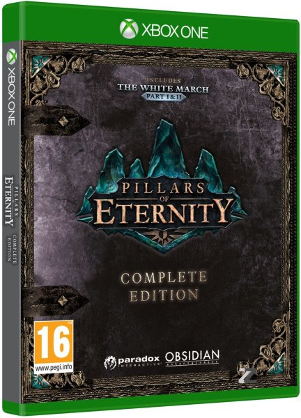 detail Pillars of Eternity: Complete Edition - Xbox One