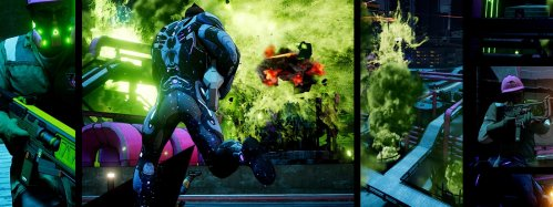 Microsoft Xbox ONE - Crackdown 3