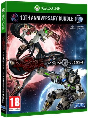 Bayonetta & Vanquish 10th Anniversary Bundle (Launch Edition)Xbox One