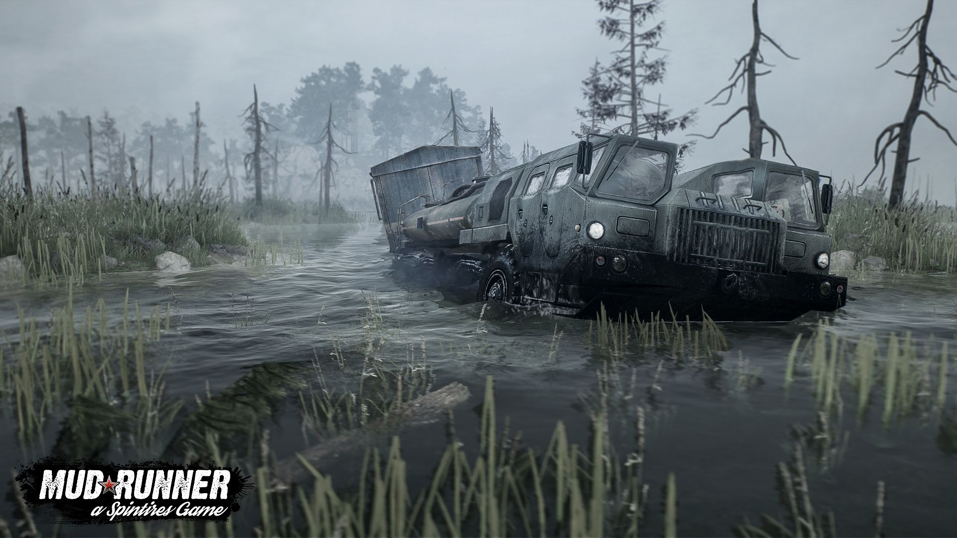 Microsoft Xbox ONE - Spintires: MudRunner