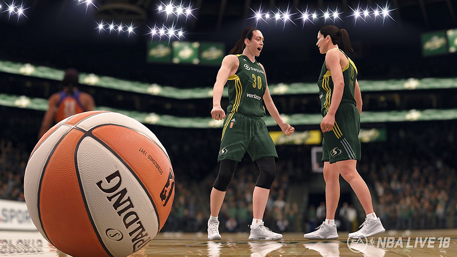 Microsoft Xbox ONE - NBA LIVE 18