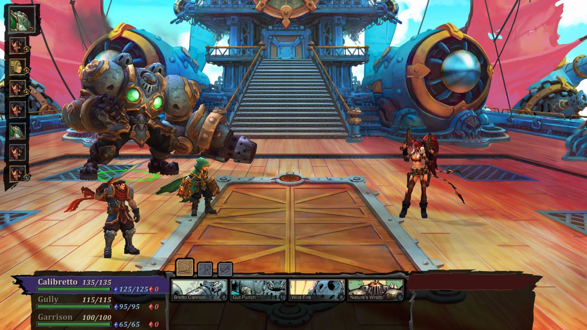 Microsoft Xbox ONE - Battle Chasers: Nightwar