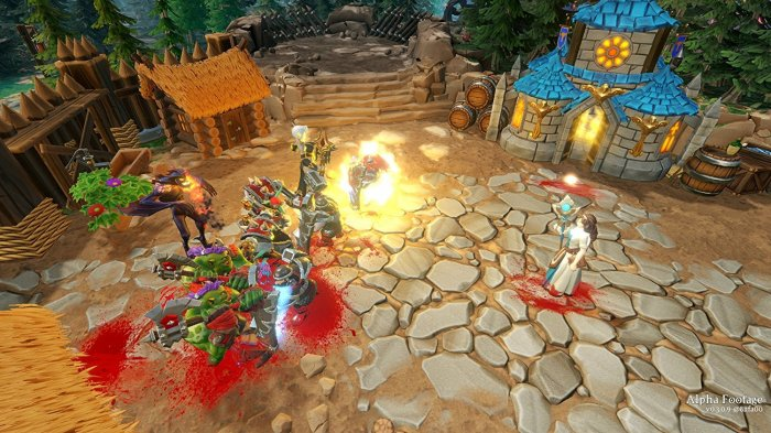 detail Dungeons 3 Extremely Evil Edition - Xbox One