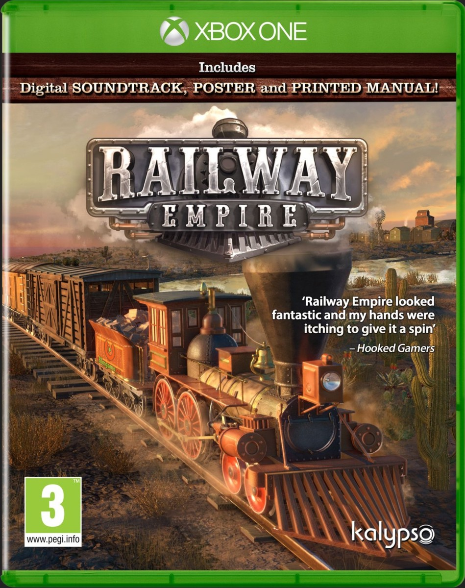 Railway Empire - Xone
