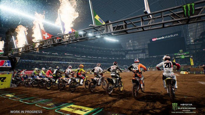 detail Monster Energy Supercross – The Official Videogame - Xbox One