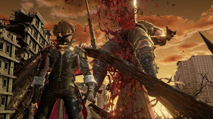 detail Code Vein - Xbox One