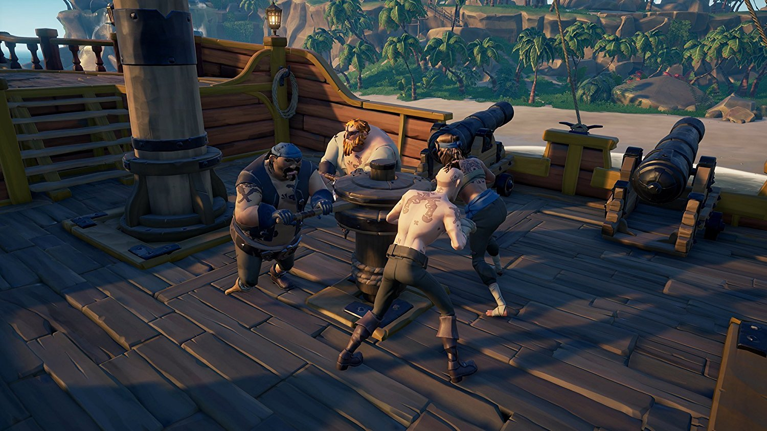 Microsoft Xbox ONE - Sea of Thieves