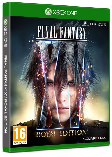 detail Final Fantasy XV: Royal Edition - Xbox One