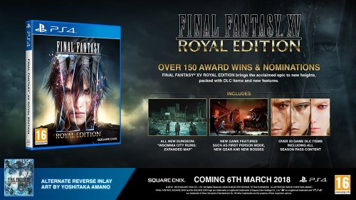 Microsoft Xbox ONE - Final Fantasy XV: Royal Edition