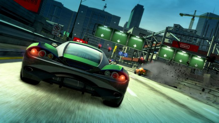detail Burnout Paradise Remastered - Xbox One