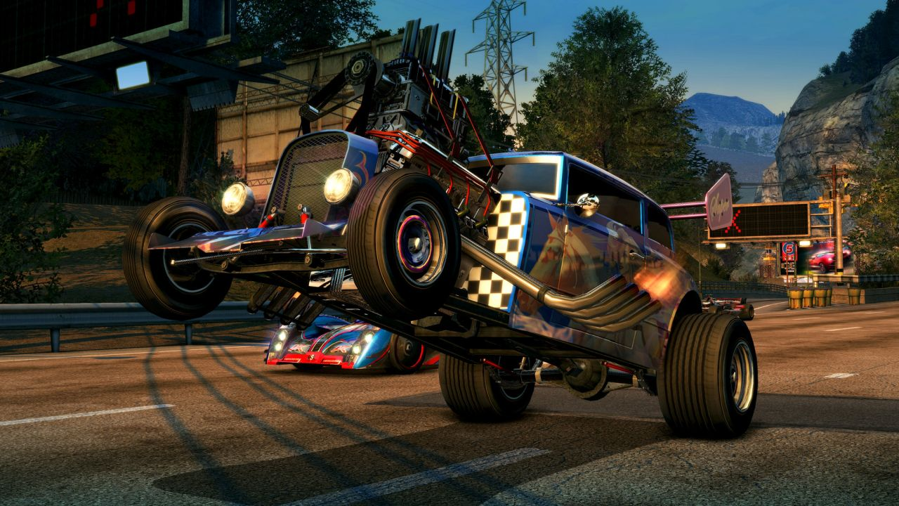 Burnout Paradise Remastered pro Xone