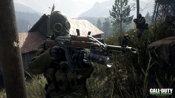 detail Call of Duty 4: Modern Warfare Remastered - Xbox One