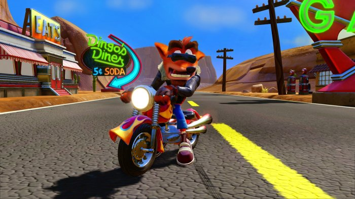detail Crash Bandicoot N.Sane Trilogy - Xbox One