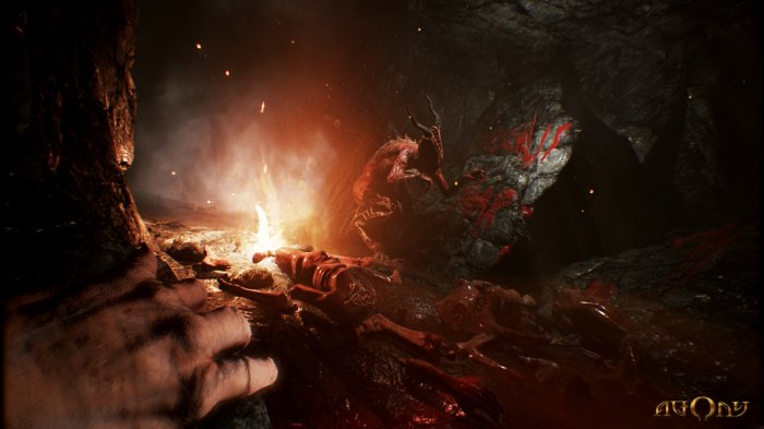 detail Agony - Xbox One