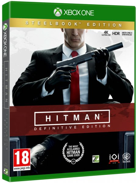 detail Hitman Definitive Edition - Xbox One