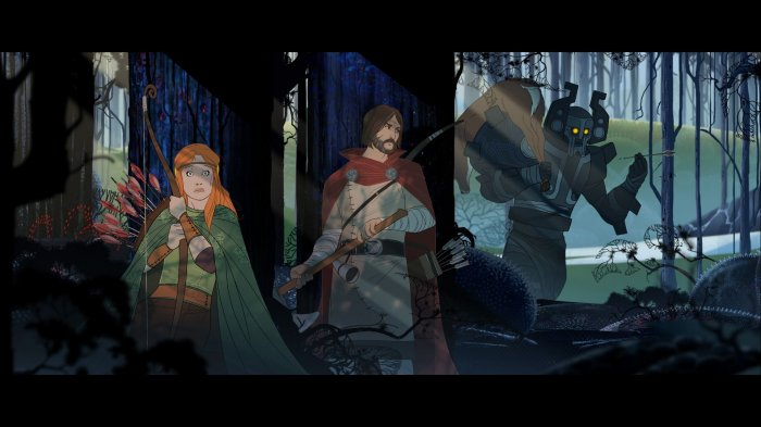 detail Banner Saga Trilogy (Bonus Edition) - Xbox One