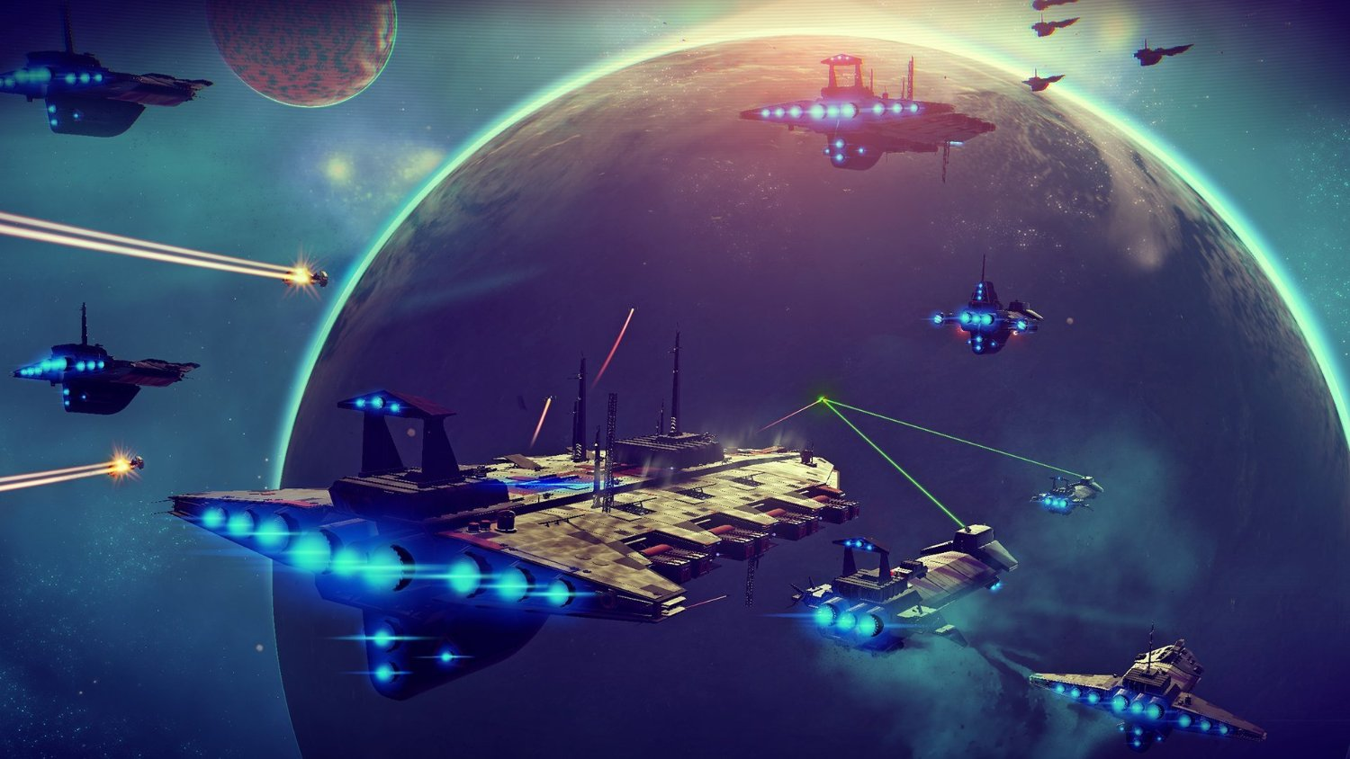 Microsoft Xbox ONE - No Man's Sky