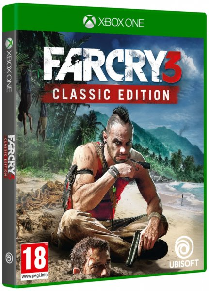 detail Far Cry 3 Classic Edition - Xbox One