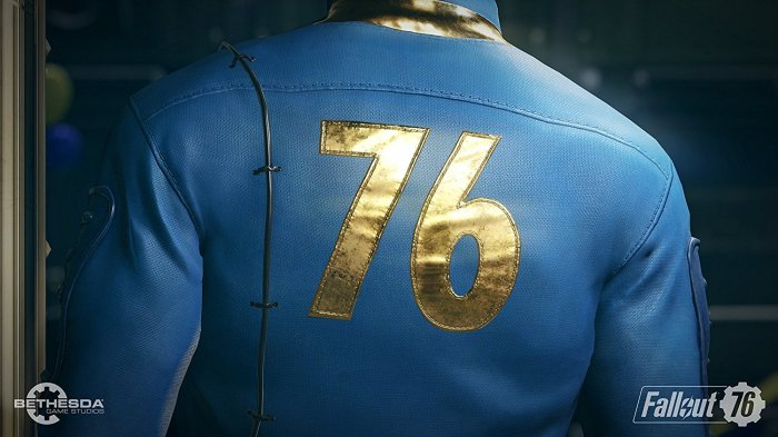 detail Fallout 76 Xbox One