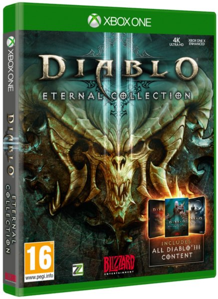 detail Diablo III Eternal Collection - Xbox One
