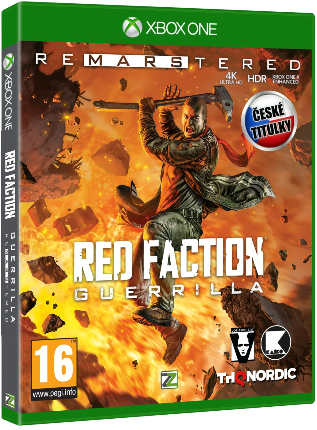 Red Faction Guerrilla Re-Mars-tered Edition - Xone