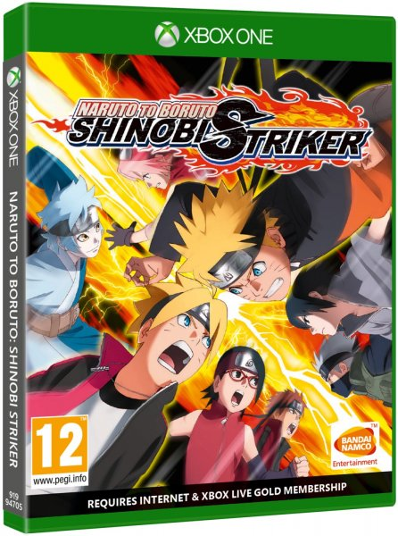 detail Naruto to Boruto: Shinobi Striker - Xbox One