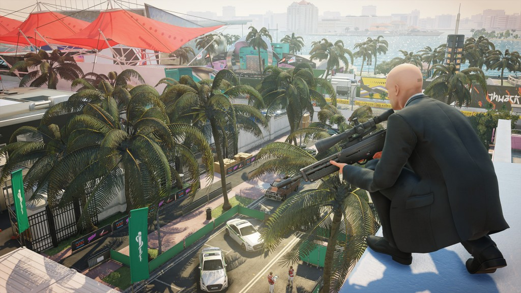 Microsoft Xbox ONE - Hitman 2