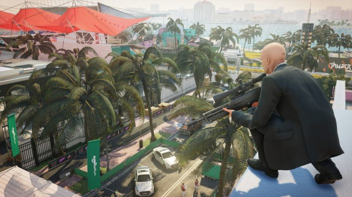 detail Hitman 2 Gold Edition - Xbox One