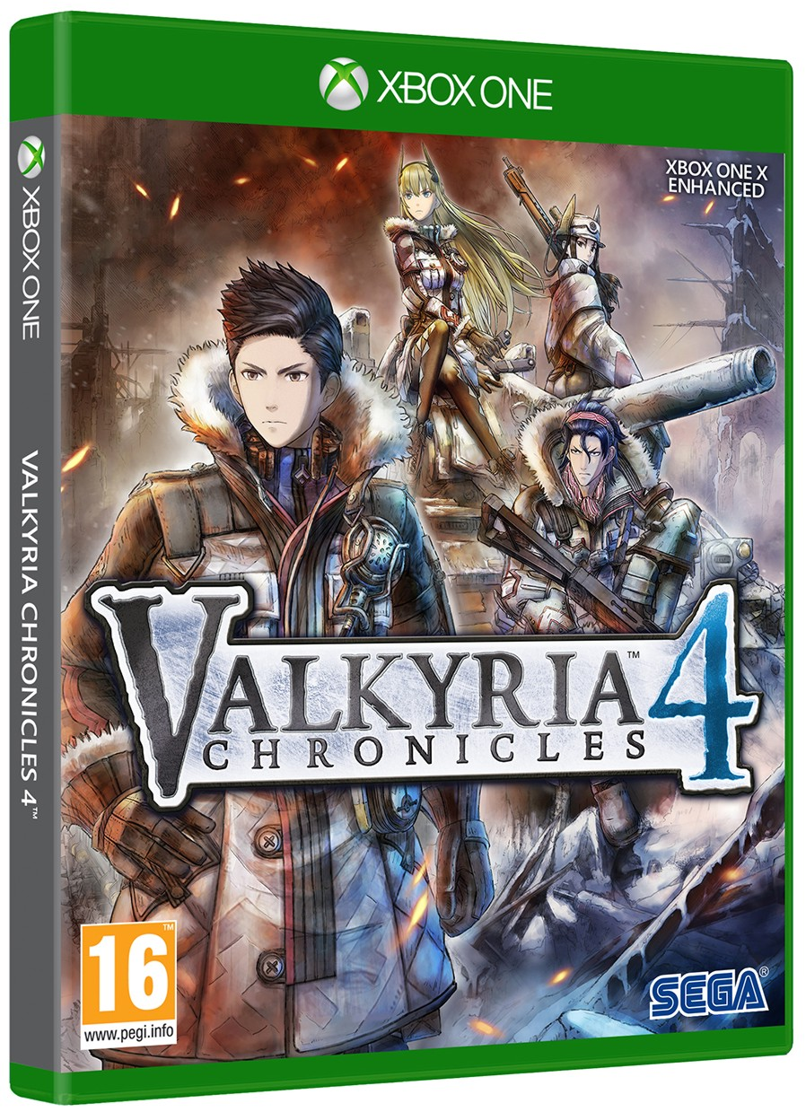 Valkyria Chronicles 4 Launch Edition - Xone