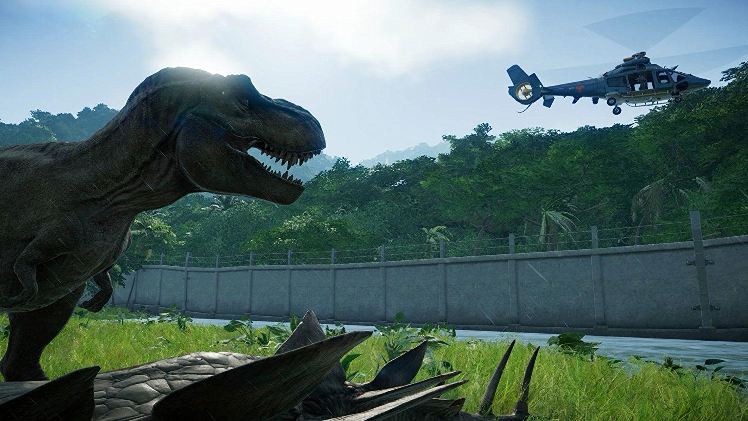 Jurassic World Evolution pro Xone