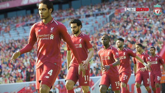 detail Pro Evolution Soccer 2019 - Xbox One