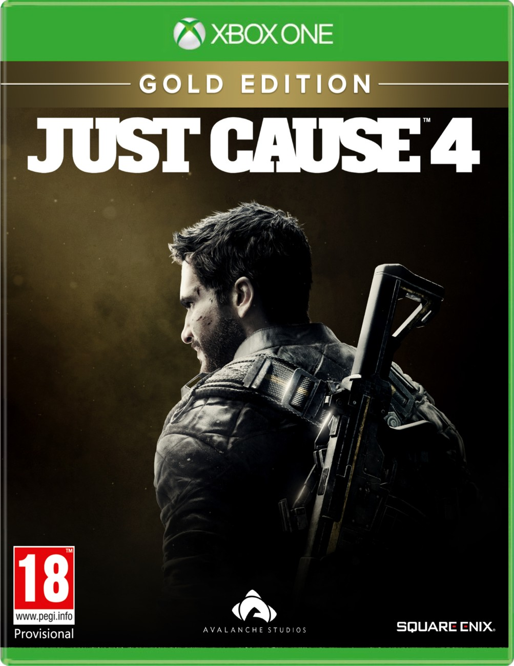 Just Cause 4 Gold Edition - Xone