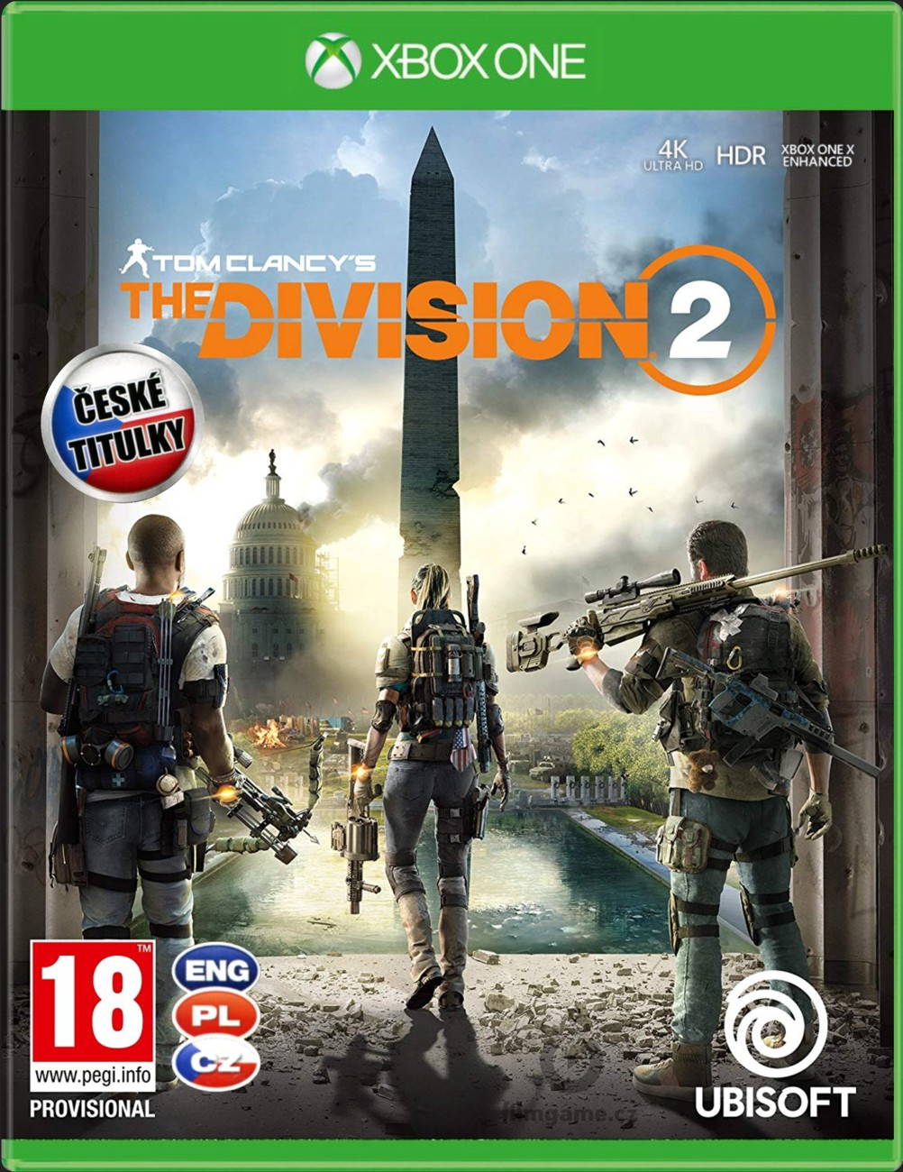 Tom Clancy's The Division 2 CZ- Xone