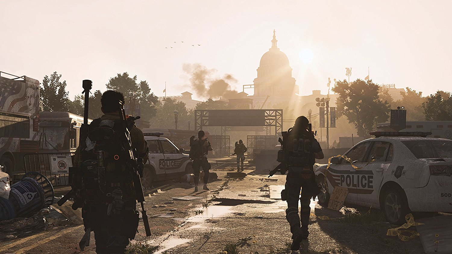 Microsoft Xbox ONE - Tom Clancy's The Division 2