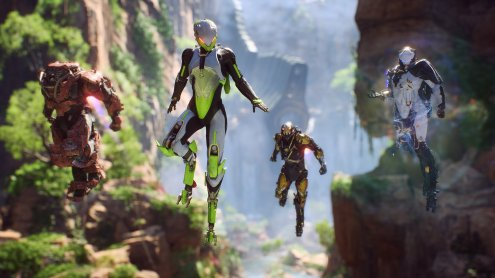Microsoft Xbox ONE - Anthem