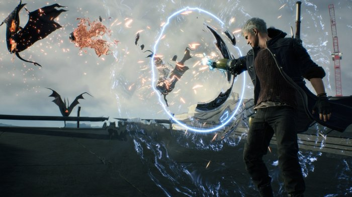 detail Devil May Cry 5 - Xbox One