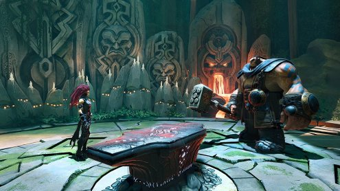 Microsoft Xbox ONE - Darksiders III