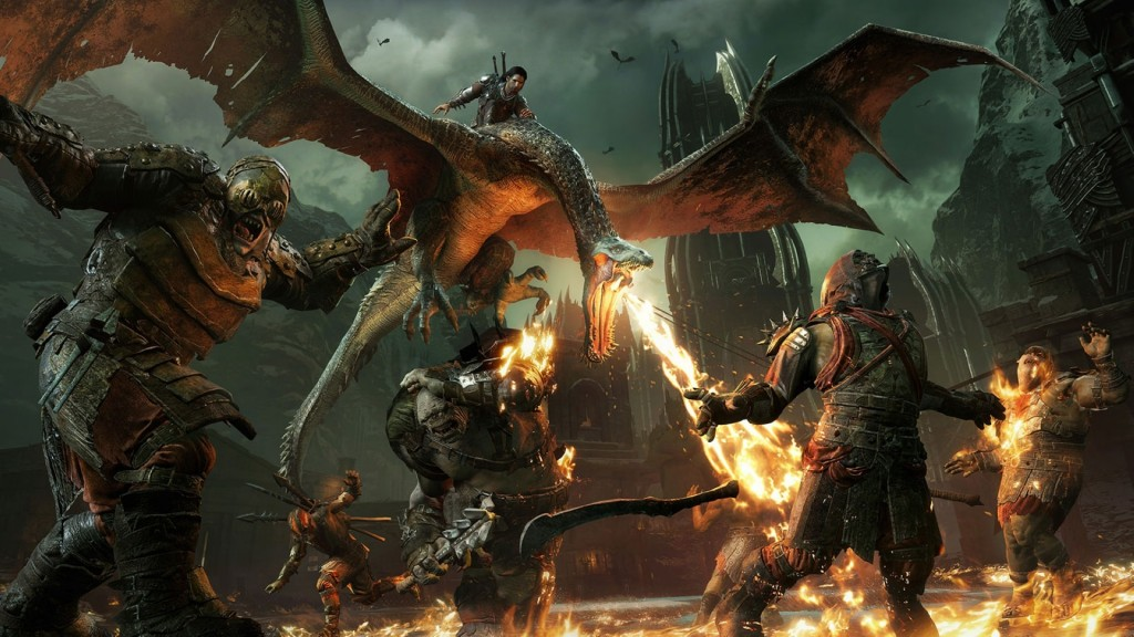 Microsoft Xbox ONE - Middle-Earth: Shadow of War