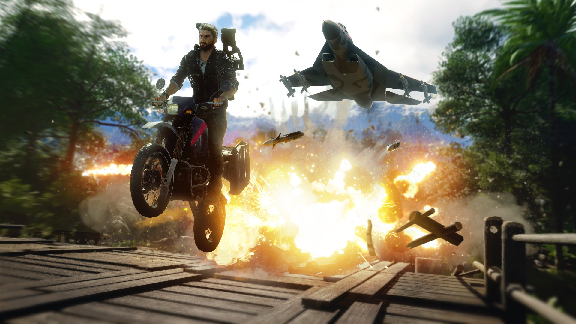 Microsoft Xbox ONE - Just Cause 4