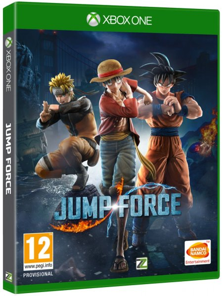 detail Jump Force - Xbox One