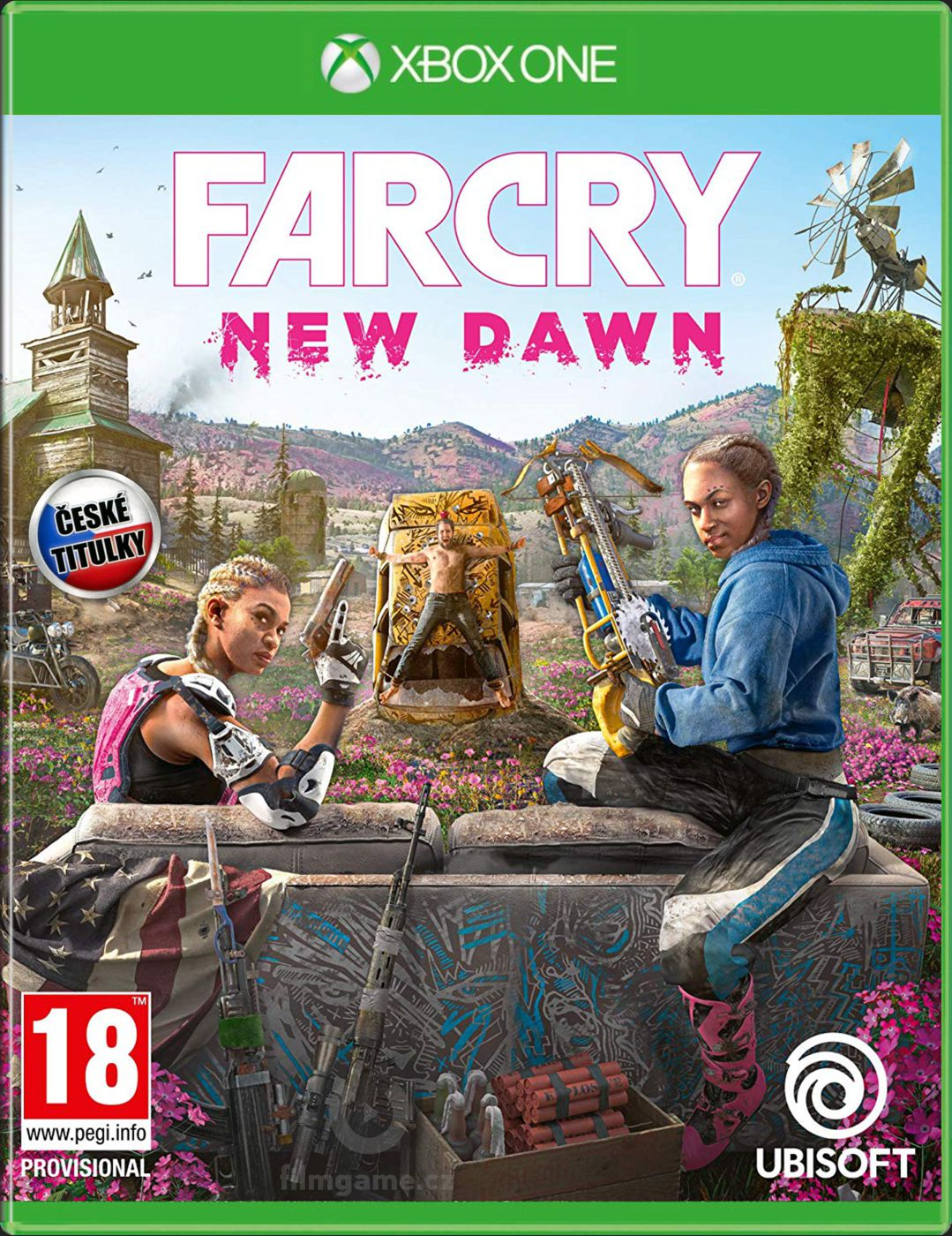 Far Cry New Dawn - Xone