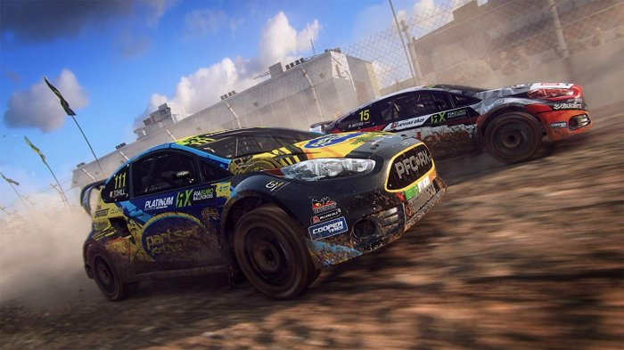 detail DiRT Rally 2.0 - Xbox One